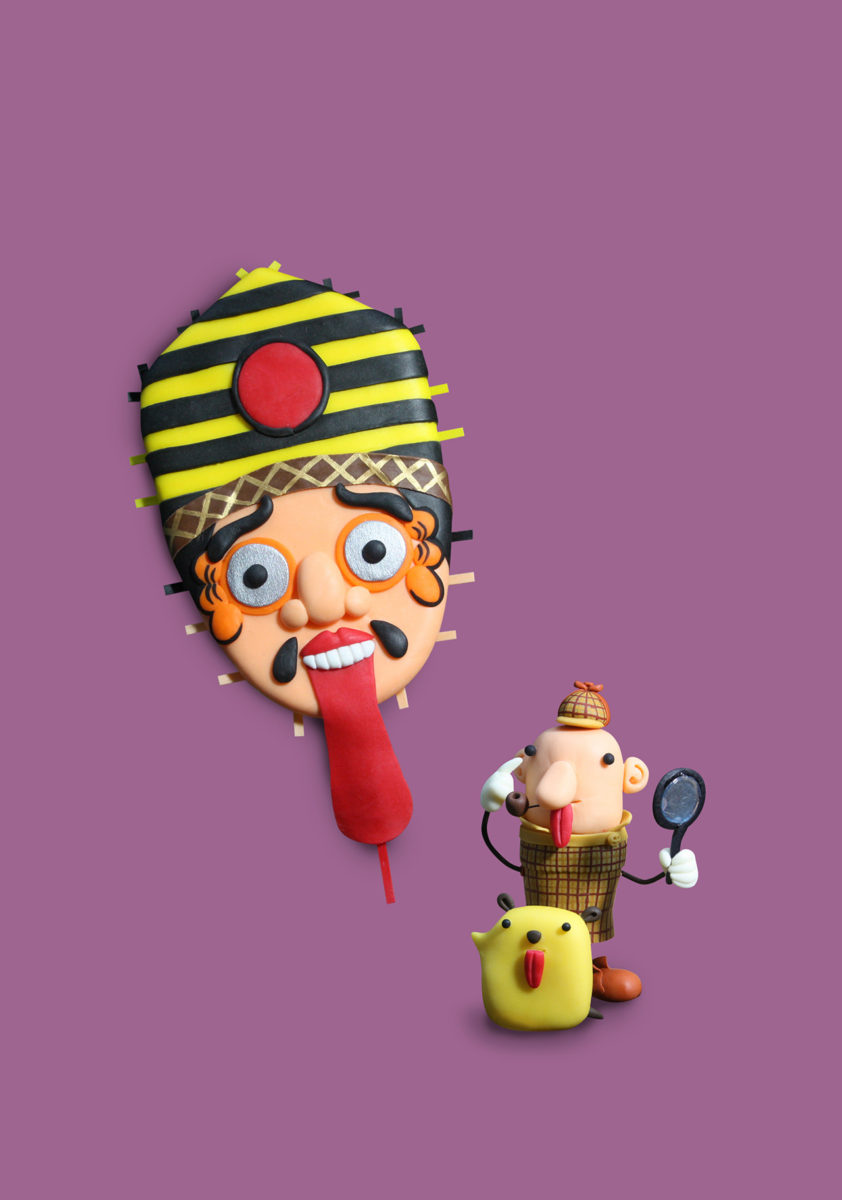 静岡新聞社情報誌32号 「横須賀凧のべっかこう」